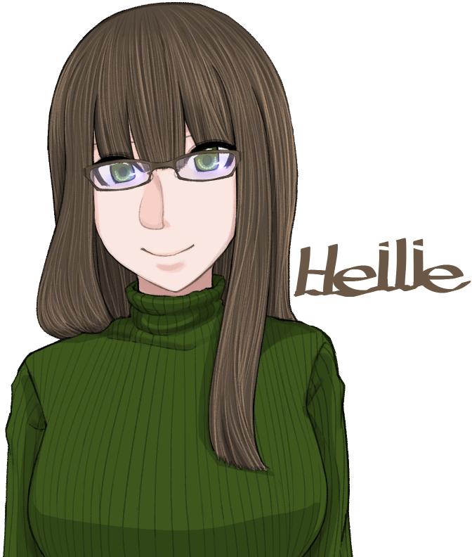 ハイリエさん