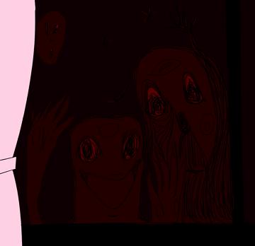 愉快な仲間が集まるもののべの部屋のベランダ