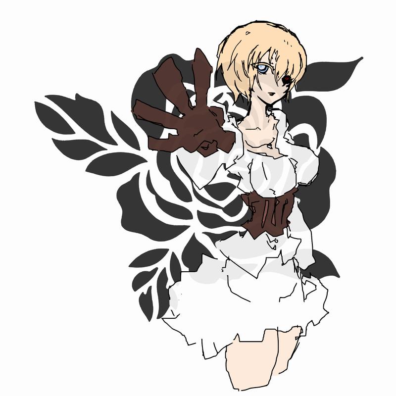 呪ッパから 鋼鉄の薔薇乙女