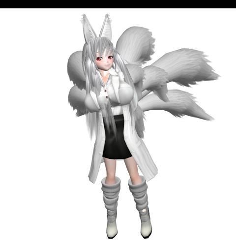 白衣がユニフォーム